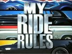 My Ride Rules tv show photo