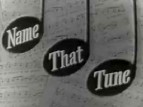 Name That Tune (1953) tv show photo