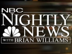 NBC Nightly News tv show photo
