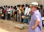 Paul Merton in India (UK) tv show photo