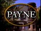 Payne tv show photo