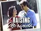 Raising Miranda tv show photo