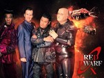 Red Dwarf TV Series