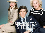 Remington Steele tv show photo