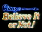 Ripley's Believe It or Not! (1982) tv show photo