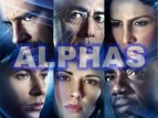 Alphas TV Series