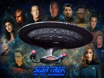 Star Trek: The Next Generation tv show photo