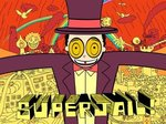 Superjail! TV Show