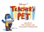 Teacher's Pet tv show photo