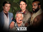 The A-Team TV Series