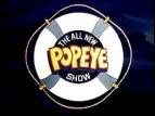 The All-New Popeye Hour TV Series