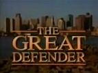 The Great Defender tv show photo