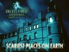 The Scariest Places on Earth TV Show
