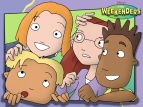 The Weekenders TV Series