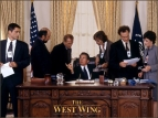 The West Wing TV Series