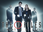 The X-Files tv show photo
