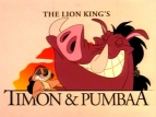 Timon & Pumbaa tv show photo