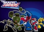 Transformers: Animated TV Series