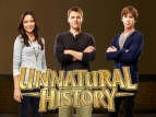 Unnatural History tv show photo