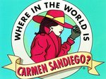 Where in the World is Carmen Sandiego? TV Series