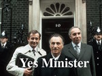 Yes, Minister (UK) tv show photo