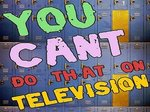 You Can't Do That on Television (CA) TV Series