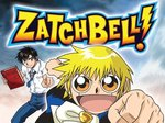 Zatch Bell! (Dubbed) TV Series