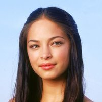Lana Lang played by Kristin Kreuk