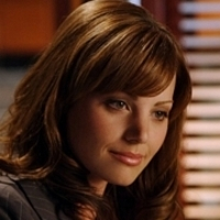 Lois Lane played by Erica Durance