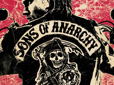 Sons of Anarchy tv show photo