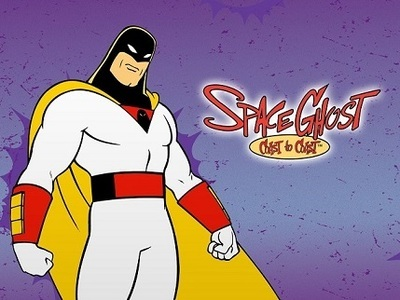 Space Ghost Coast To Coast Cartoon