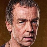 Batiatus played by John Hannah