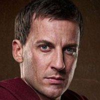 Glaber played by Craig Parker