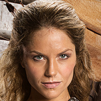 Saxa played by Ellen Hollman