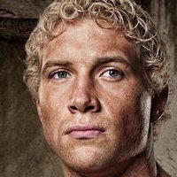 Varro played by Jai Courtney