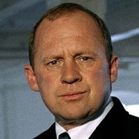 Harry Pearceplayed by Peter Firth