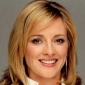 Gabby Logan - Presenter Sport Relief 2004