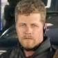 Frank Rogers played by Michael Cudlitz