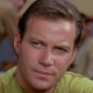 Captain James.T.Kirk played by William Shatner
