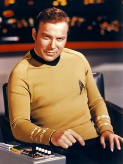 Captain James.T.Kirk photo