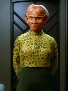 Pel was a ferengi female who disguised herself as a male to prove that