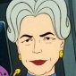 Aged Doctor.Sarah.April Star Trek: The Animated Series
