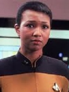 Lieutenant junior grade palmer was a starfleet officer and