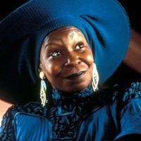 Guinan played by Whoopi Goldberg