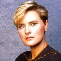 Lieutenant Tasha Yarplayed by Denise Crosby