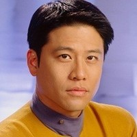 Ensign Harry Kim played by Garrett Wang