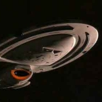 NCC- 74656  - USS Voyager played by