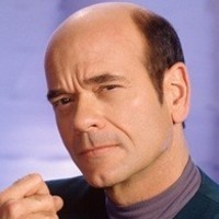 Doctor played by Robert Picardo