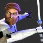 Obi-Wan Kenobi played by James Arnold Taylor