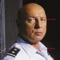 Major General George Hammond played by Don S. Davis